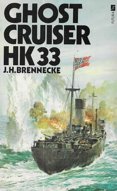 Image for Ghost Cruiser HK33