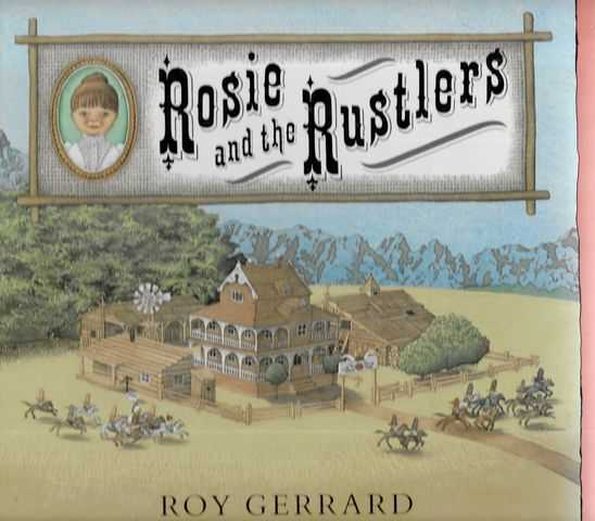 Image for Rosie and the Rustlers
