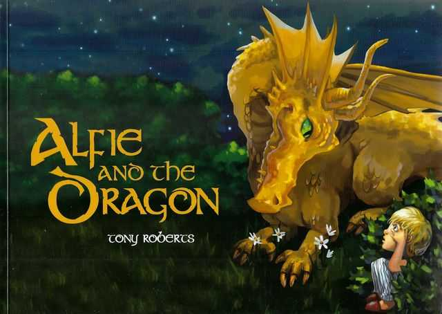 Image for Alfie and the Dragon