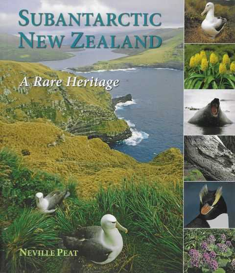 Image for Subantarctic New Zealand: A Rare Heritage