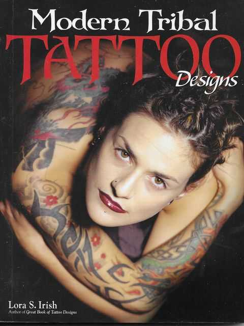 Image for Modern Tribal Tattoo Designs