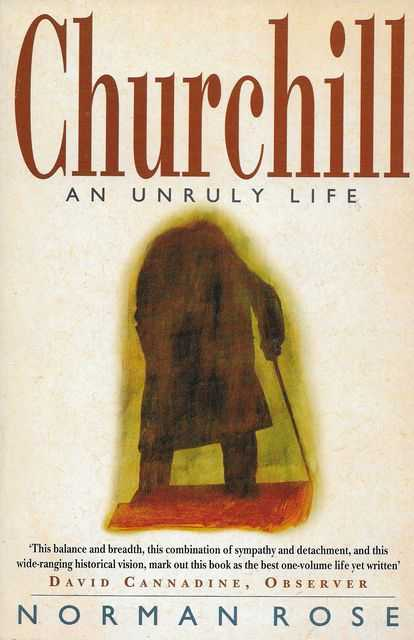 Image for Churchill: An Unruly Life