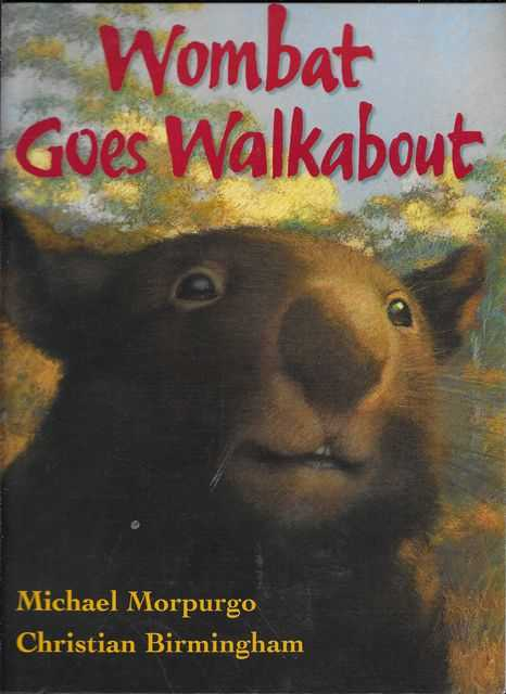 Image for Wombat goes Walkabout