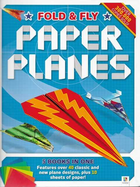 Image for Fold & Fly: Paper Planes
