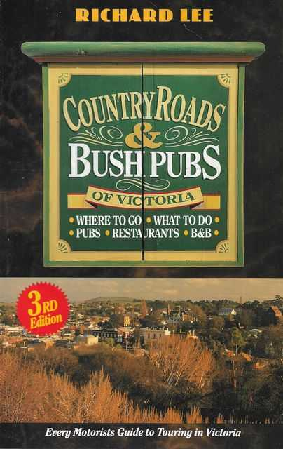Image for Country Roads & Bush Pubs of Victoria