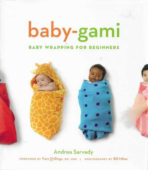 Image for Baby-Gami - Baby Wrapping for Beginners