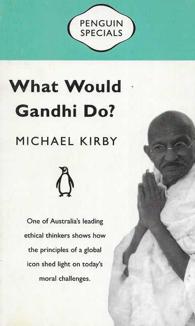Image for What Would Ghandi Do?