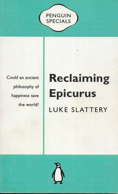 Image for Reclaiming Epicurus