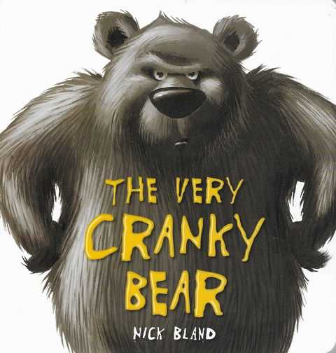 Image for The Very Cranky Bear