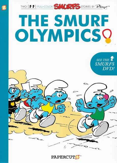 Image for The Smurf Olympics