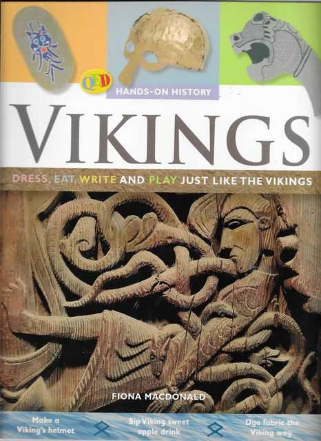 Image for Hands-On History: Vikings