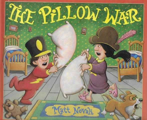 Image for The Pillow War