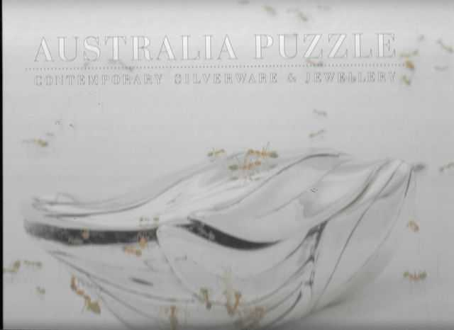 Image for Australia Puzzle: Contemporary Silverware & Jewellery