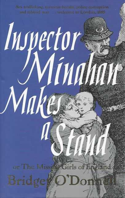 Image for Inspector Minahan Makes a Stand or The Missing Girls of England