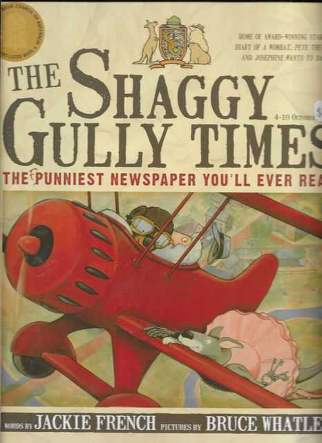 Image for The Shaggy Gully Times: The