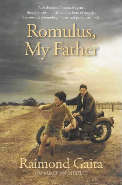 Image for Romulus, My father