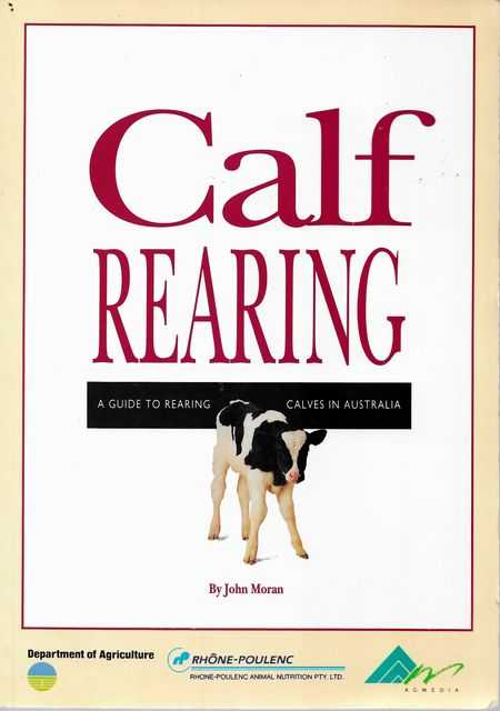Image for Calf Rearing: A Guide to Rearing Calves in Australia