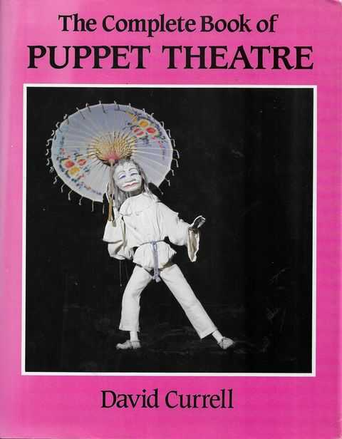 Image for The Complete Book of Puppet Theatre