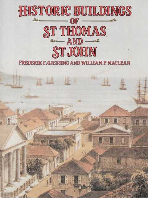 Image for Historic Buildings of St Thomas and St John