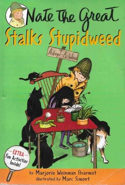 Image for Nate The Great Stalks Stupidweed