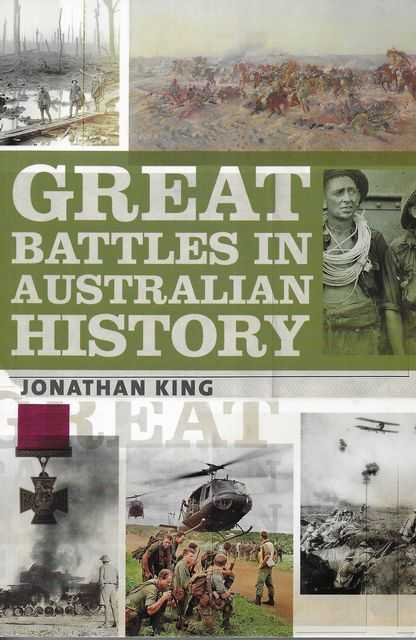 Image for Great Battles in Australian History