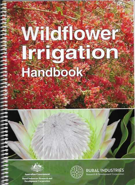 Image for Wildflower Irrigation Handbook
