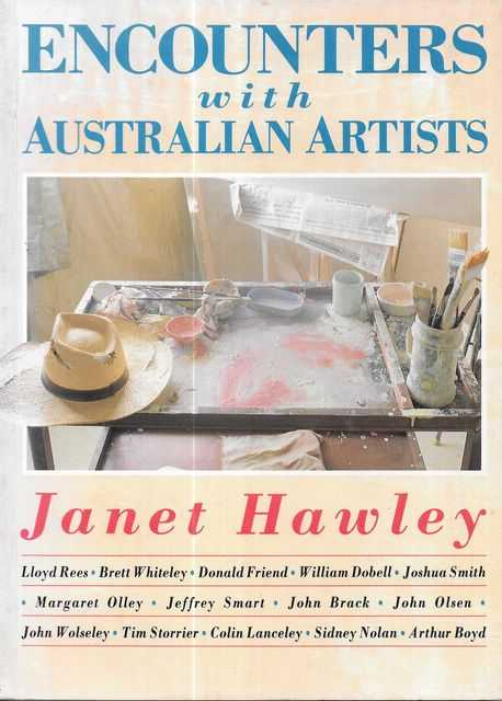 Image for Encounters with Australian Artists