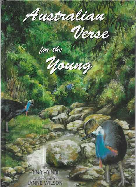Image for Australian Verse for the Young