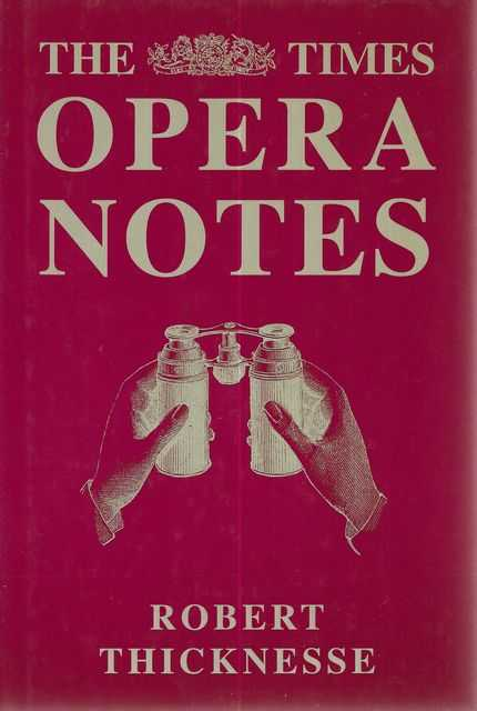 Image for The Times Opera Notes