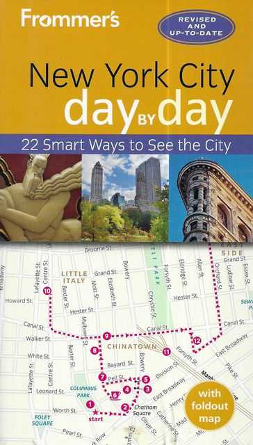 Image for Frommer's New York City Day By Day