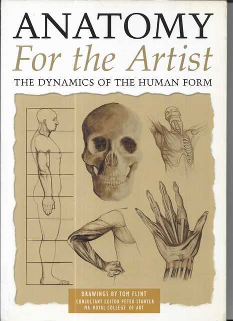 Image for Anatomy For The Artist: The Dynamics of the Human Form