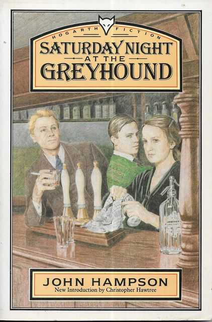Image for Saturday Night At The Greyhound