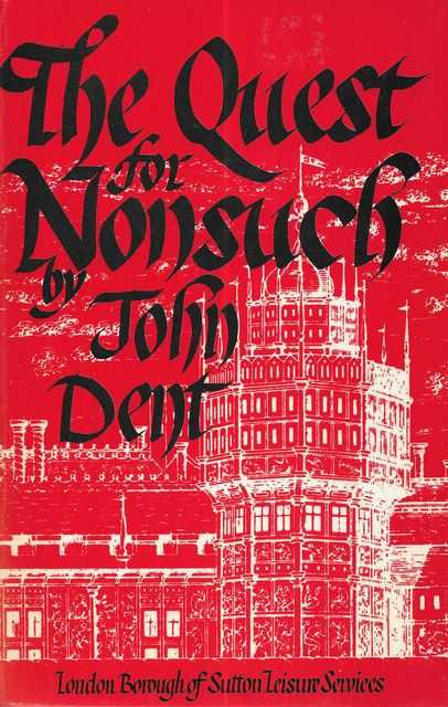 Image for The Quest for Nonsuch