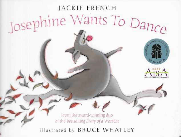 Image for Josephine Wants To Dance [Board Book]