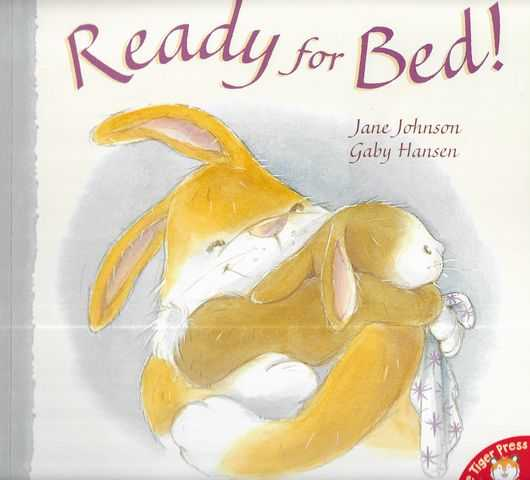 Image for Ready for Bed!