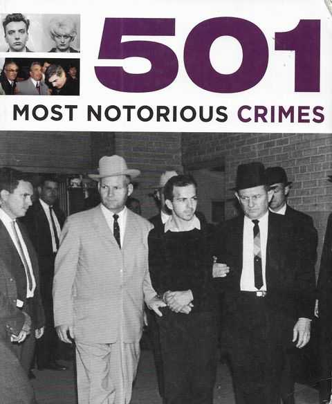 Image for 501 Most Notorious Crimes