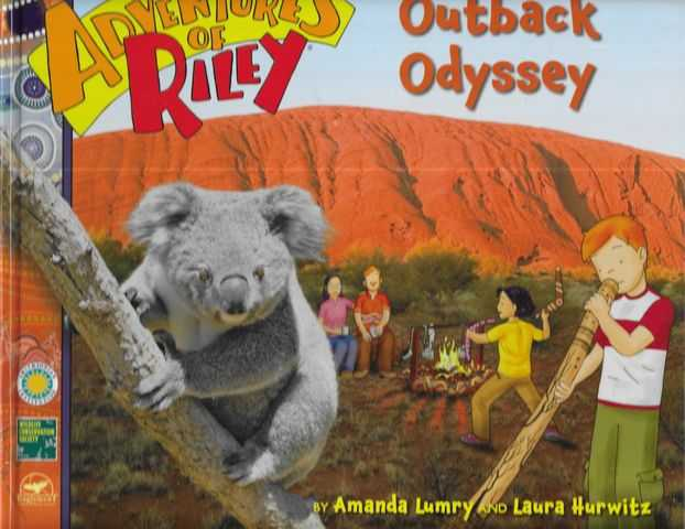 Image for Adventures of Riley - Outback Odyssey