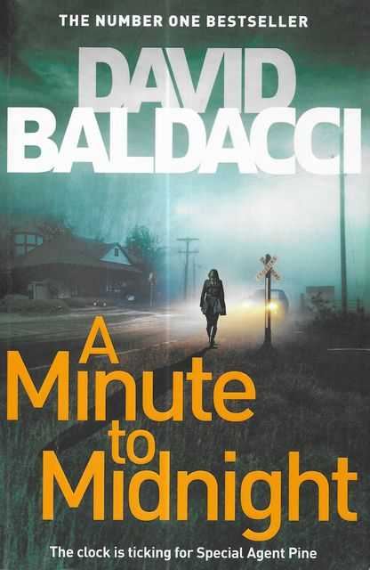 Image for A Minute to Midnight [A Atlee Pine Thriller]