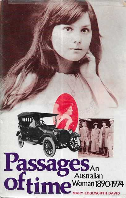Image for Passages of Time: An Australian Women 1890-1974