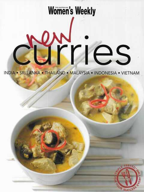 Image for New Curries: India; Sri Lanka; Thailand; Malaysia; Indonesia; Vietnam