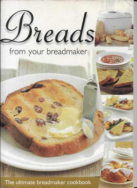 Image for Breads from Your Breadmaker
