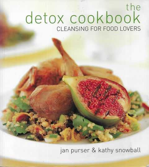 Image for The Detox Cookbook: Cleansing for Food Lovers