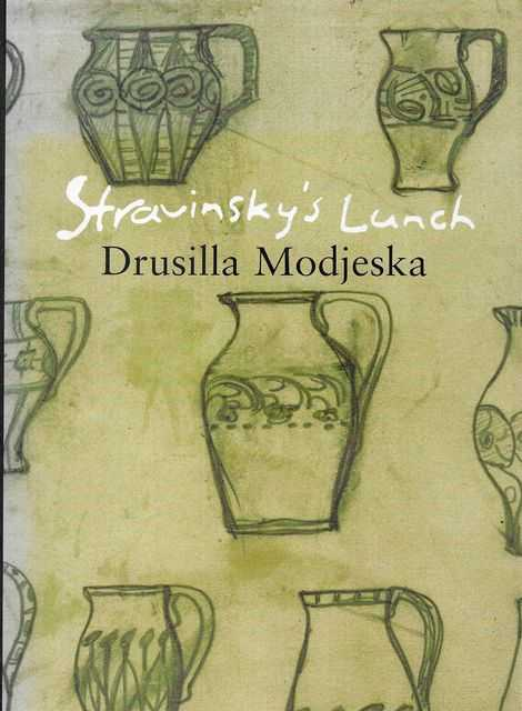 Image for Stravinsky's Lunch
