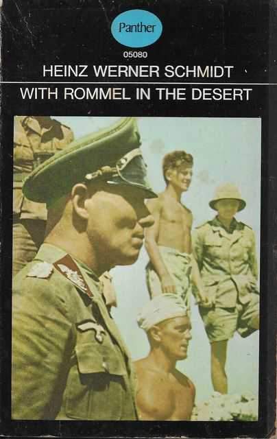 Image for With Rommel in the Desert