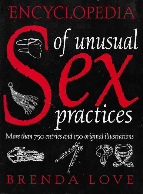 Image for Encyclopedia of Unusual Sex Practices