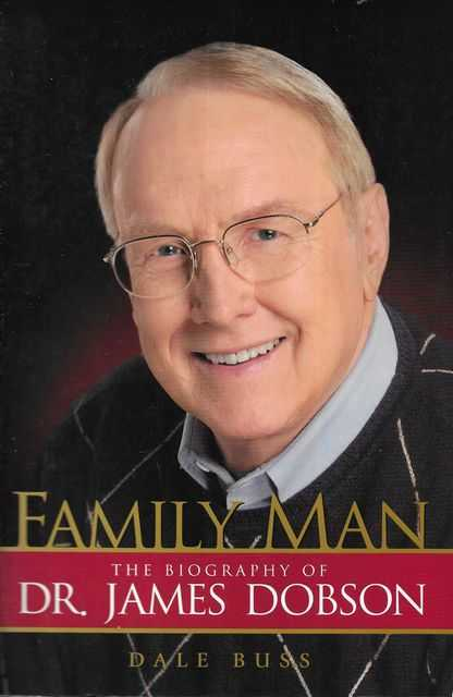 Image for Family Man - The Biography Of Dr. James Dobson