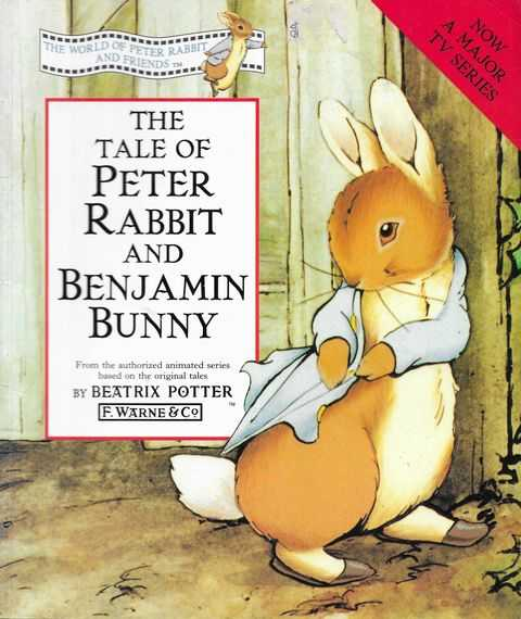Image for The Tale of Peter Rabbit and Benjamin Bunny: From the Authorized Animated Series Based on the Original Tales