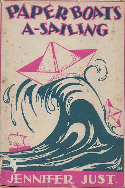 Image for Paper Boats a Sailing