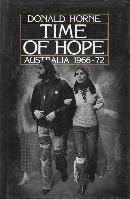Image for Time of Hope: Australia 1966-72