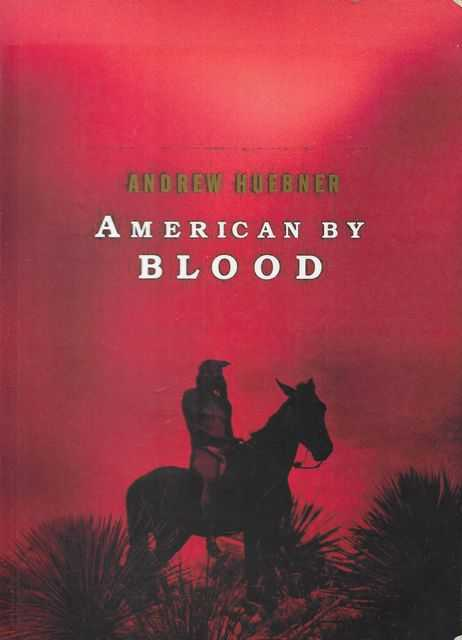 Image for American by Blood